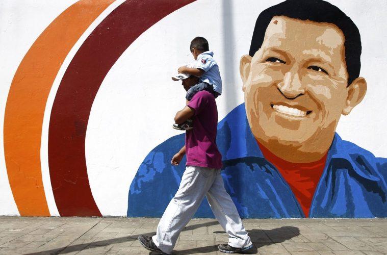 Τσάβες βενεζουέλα