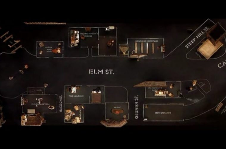 dogville set