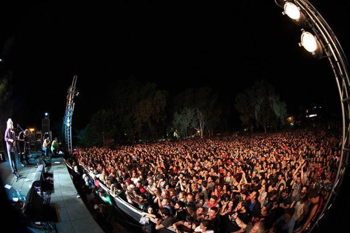Ιερισσός συναυλία