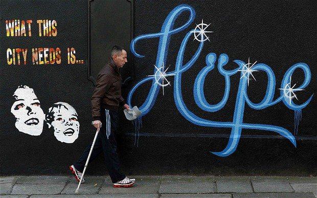 Ιρλανδία κρίση