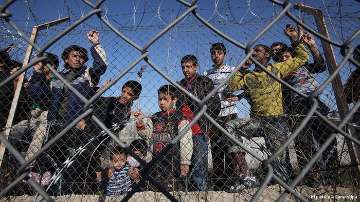πρόσφυγες άσυλο