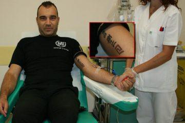 Golden Dawn tattoos