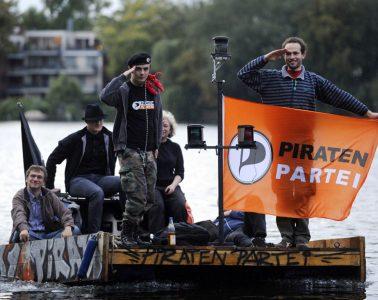 κόμμα πειρατών Γερμανία