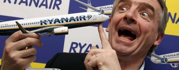Ryanair O'Leary