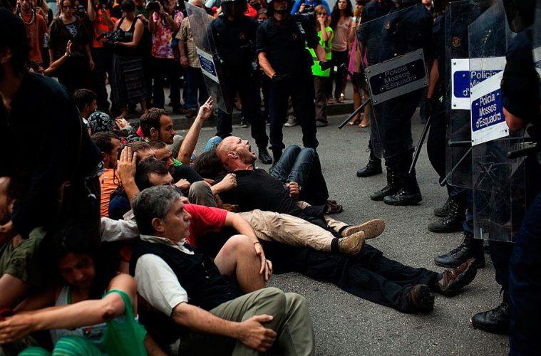διαδηλώσεις ΕΕ