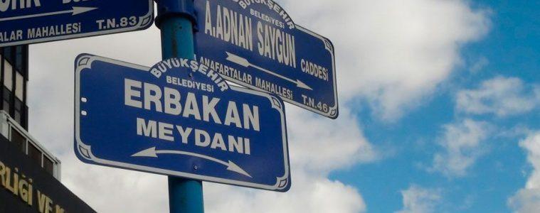 Ερμπακάν Τουρκία