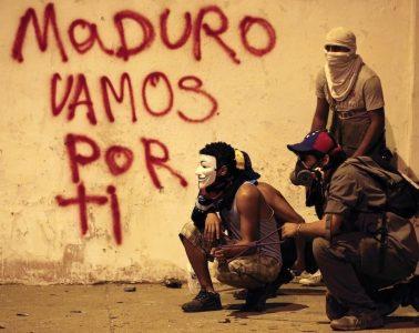 Βενεζουέλα επεισόδια