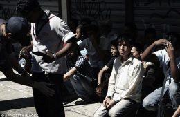 απέλαση μετανάστες υπογραφές