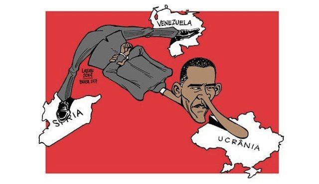 Latuff Ομπάμα
