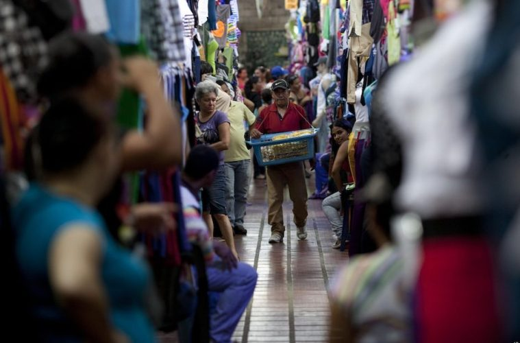 Βενεζουέλα οικονομία