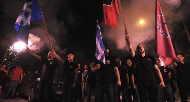 neo-nazis Greece