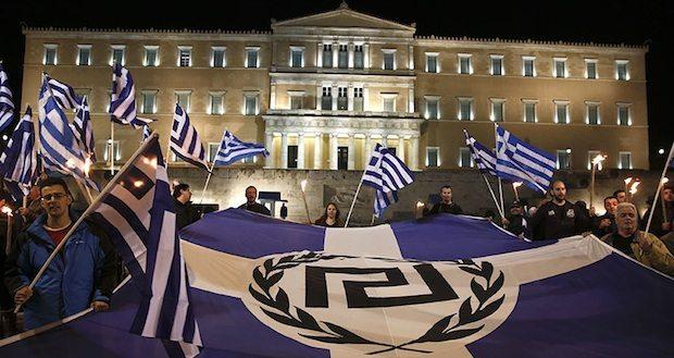 φασισμός Ελλάδα