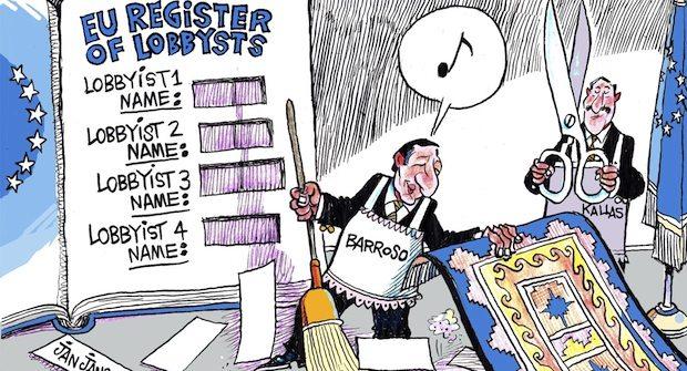 διαφθορά ΕΕ