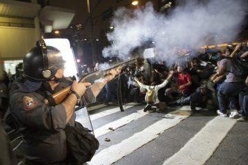 Βραζιλία διαδηλώσεις Μουντιάλ