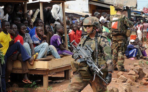 Κεντροαφρικανική Δημοκρατία