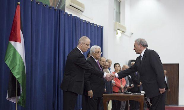 Φατάχ Χαμάς συγκυβέρνηση