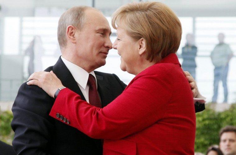 Μέρκελ Πούτιν