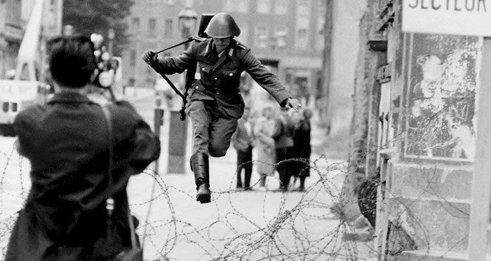Berlin-Wall-Escape