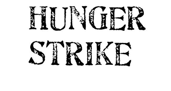 απεργία πείνας