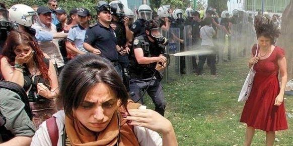 turkish woman