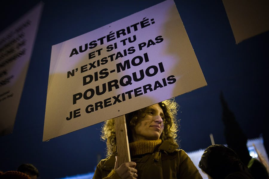 Λιτότητα: Εάν δεν υπήρχες γιατί να έβγαινα από το ευρώ