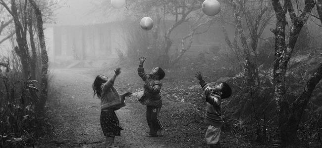 Παιδιά Μπαλόνια