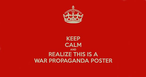 keep-calm-and-realize-this-is-a-war-propaganda-poster