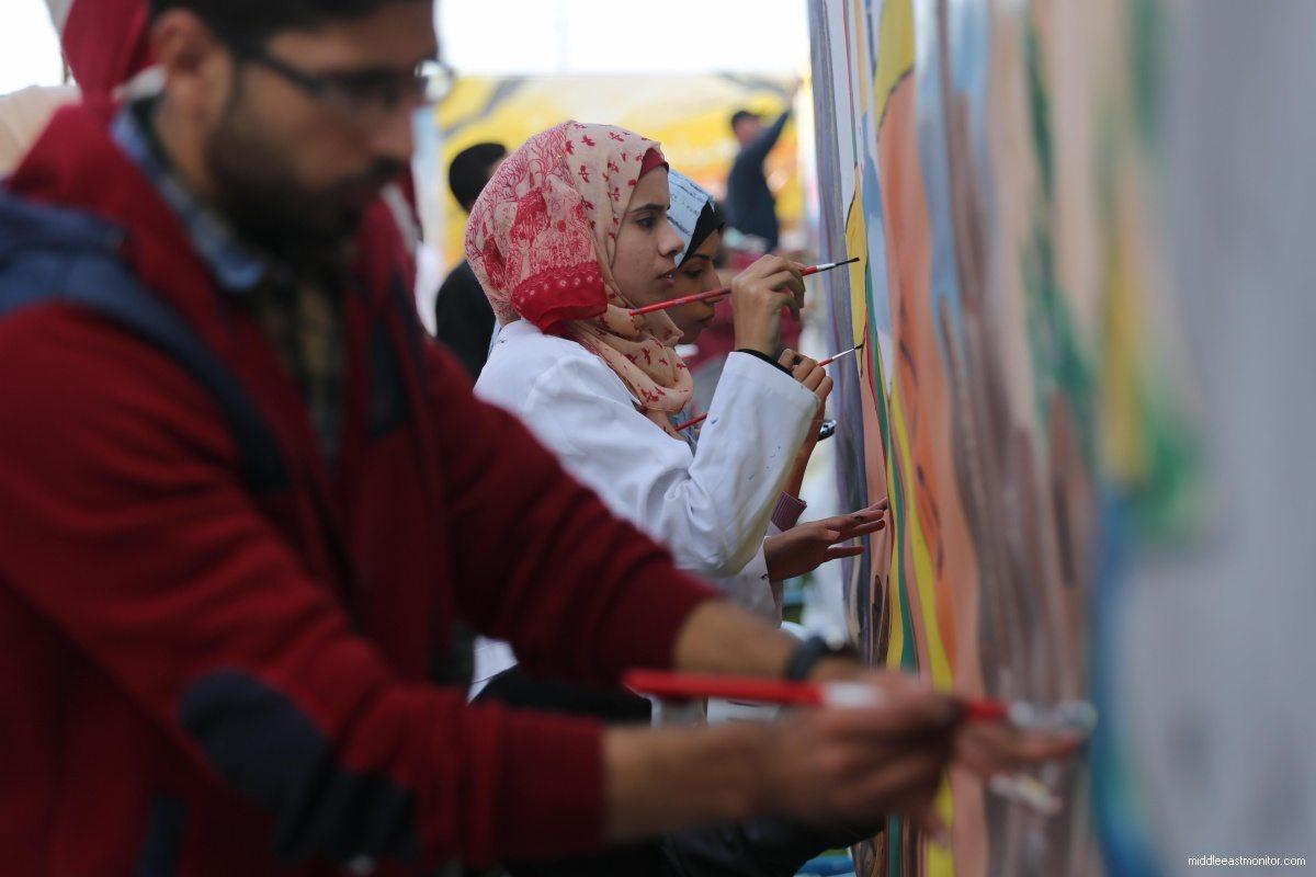 Παλαιστίνη τέχνη