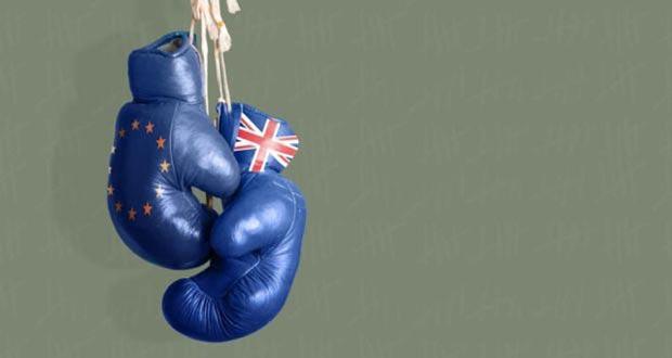 γάντια brexit