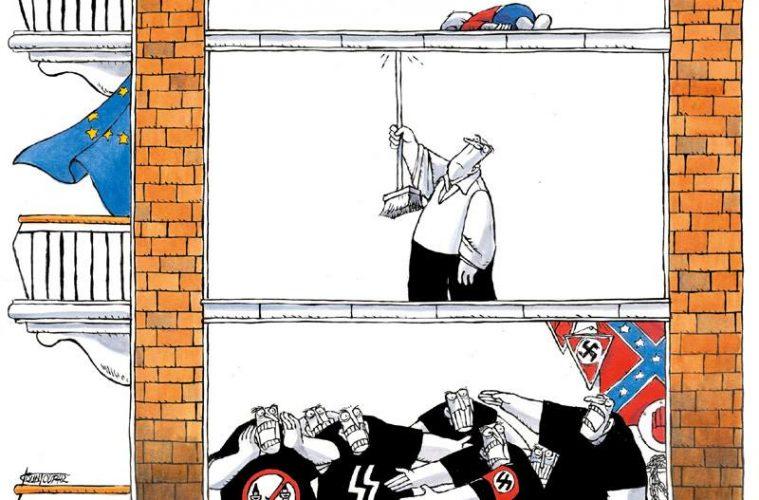 εε πρόσφυγες ναζί
