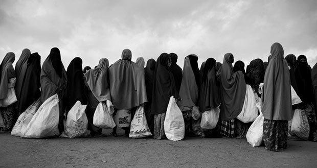 γυναίκες πρόσφυγες