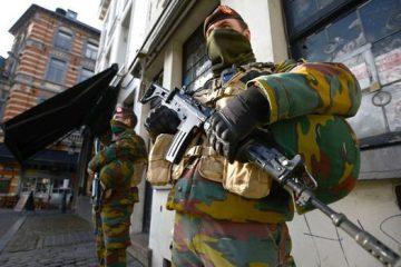 βέλγιο αστυνομία