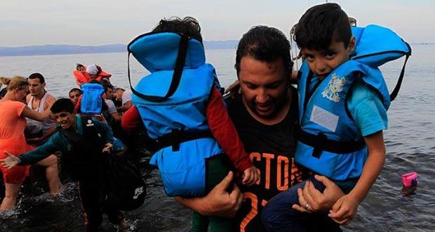 λιερός πρόσφυγες