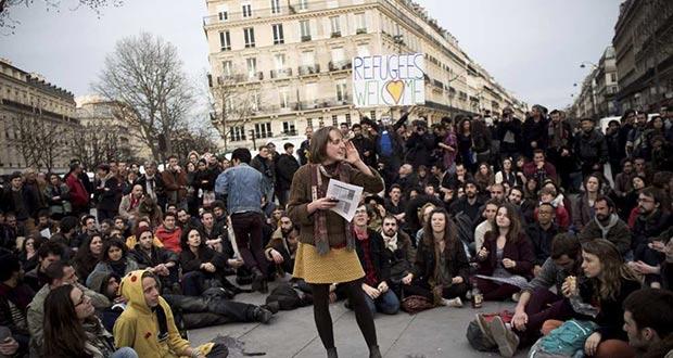 γαλλία εξέγερση