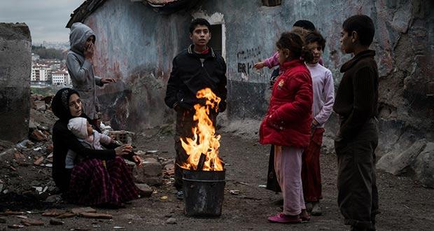 Σύροι πρόσφυγες στην Άγκυρα, Δεκέμβριος 2014. Φωτογραφίες του Jonny Hogg, από το flickr