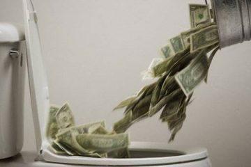 λεφτα για πεταμα