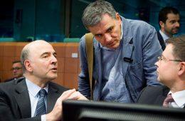 Τσακαλώτος Eurogroup