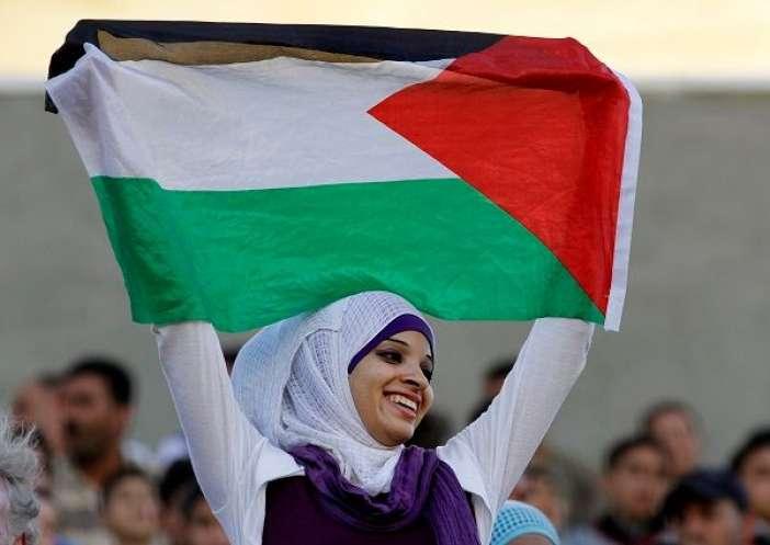 σημαία παλαιστίνη