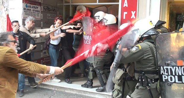 συριζα θεσσαλονίκη