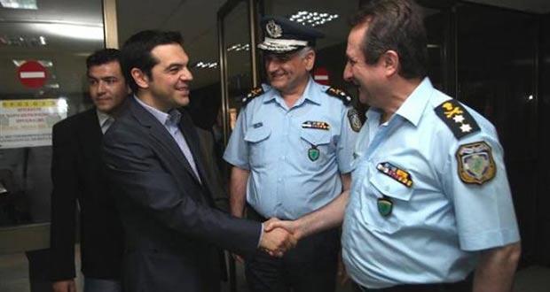 Τσίπρας Αστυνομία