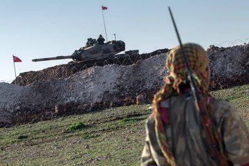 τιουρκία συρία