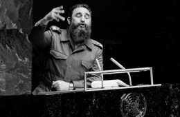 Fidel Castro United Nations