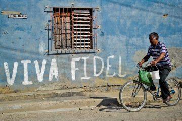 Cuba-Viva Fidel