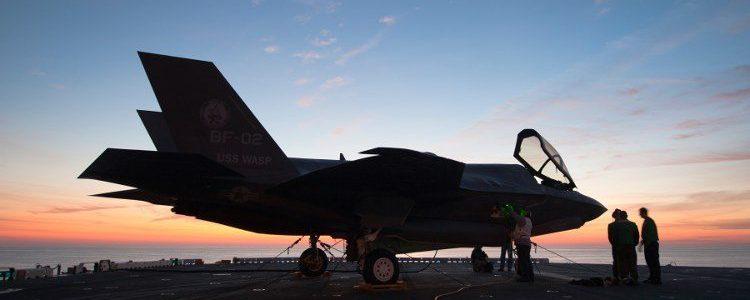 F 35 aircraft