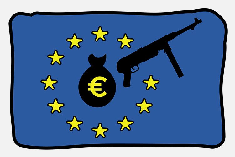 eu weapons fund