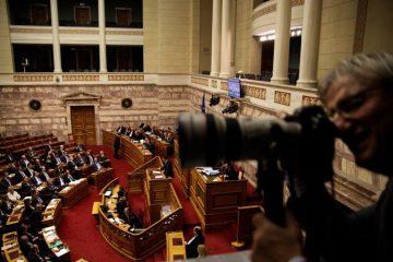 Ψήφιση προϋπολογισμού
