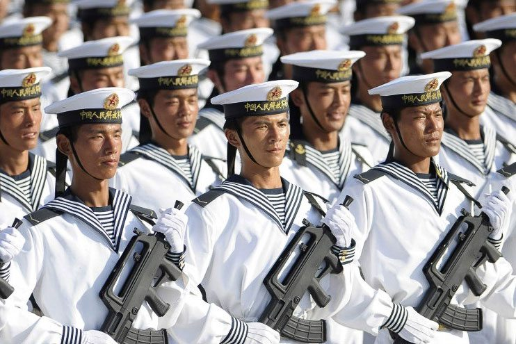 china navy κίνα