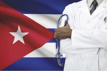 Doctors in Cuba