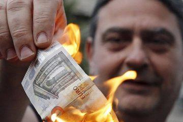 euro burning