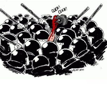 Press freedom - Latuff